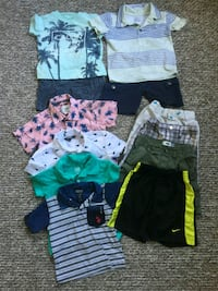 toddler's assorted clothes 24 months/ 2t