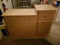 Wooden Changing Table  Peoria, 85345