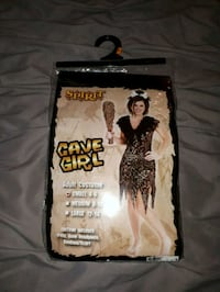 Cave girl costume Halifax