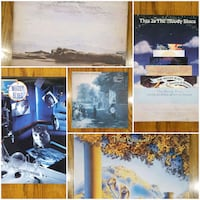 The Moody Blues Albums Record LP Vinyl Album  c