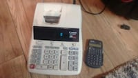 Reicept printing calculater London, N6E 1E3