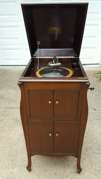1925 Antique Upright Victrola Phonograph Record Pl Fairfax, 22032