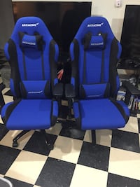 2 Video Game Chairs w/ 3 Posters in frames Woodbridge, 22191
