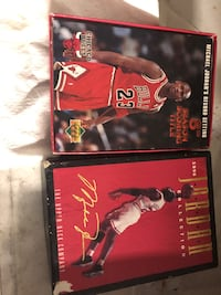 Michael Jordan card set 1996 collection Potomac, 20854