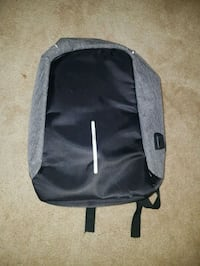 Backpack with charging port 3736 km