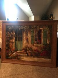 Huge framed painting. Perfect condition Bowling Green, 42103