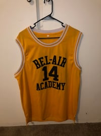 Will Smith Fresh Prince Of Bel-Air Jersey  Warwick, 02889