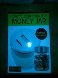 Digital money jar counts your coins for you Lake Elmo, 55042