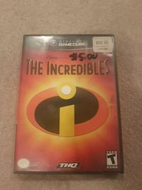 The Incredibles for Gamecube Calgary, T2J 3K4