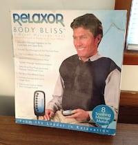 Relaxor Body Bliss Messager
