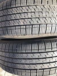 Two used tire 225/60R17 Continental 4X4 Contact two used tire $70 2 llantas usadas 225/60R17 Continental 4X4 Contact por las 2 llantas $70 Alexandria, 22310