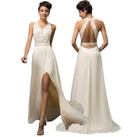 women's white sleeveless dress Toronto