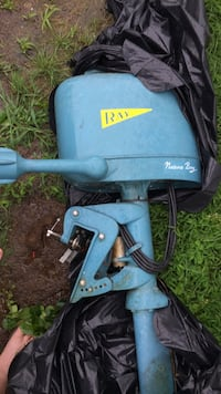 Vintage ray electric outboard 48 volt Westminster, 21157