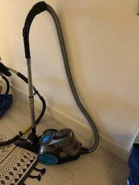 black and gray canister vacuum cleaner Sutton, SM1 4EX