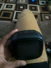 black and gray portable speaker New Carrollton, 20784