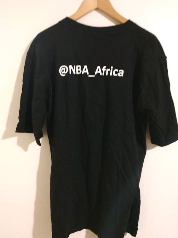Very Rare NBA Africa Game 2015 shirt 0200bdbc-5961-40ad-aca1-7f644aa8fedc