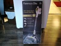 BRAND NEW KENMORE ELITE QUICK CLEAN CORDLESS VACUU Olympia, 98501