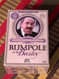 Brand new Rumpole of the Bailey Complete Series Megaset DVD