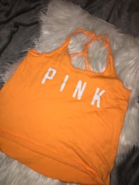 orange and white Nike tank top Modesto, 95350
