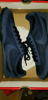 pair of gray Nike running shoes Temple Hills, 20748