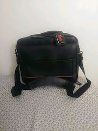 black and red duffel bag Malden, 02148