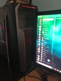 Gaming Pc + Monitor + Peripherals  Brampton, L6T 4A8