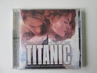 CD Music From The Motion Picture Titanic  Notre-Dame-de-l'Île-Perrot