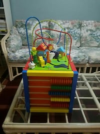 Baby play activity cube toy Silver Spring, 20904
