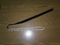 silver-colored chain necklace Billings, 59102