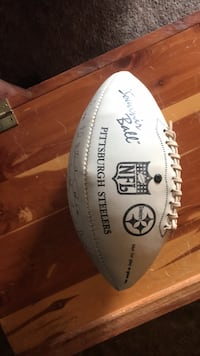 Pittsburgh steelers souvenir ball Carlisle, 17015