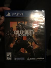 BRAND NEW PS4 Call Of Duty Black Ops 4 Brampton, L6R 1J8
