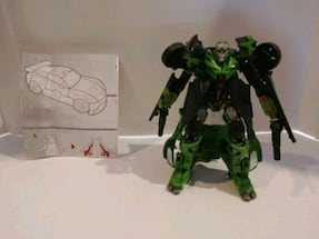 Crosshairs Movie special edition