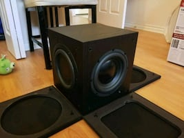 Soundstage LF500 500 Watt Subwoofer
