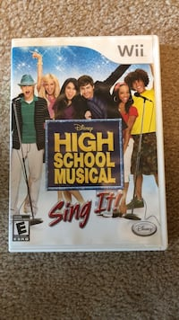BRAND NEW Wii game High school musical