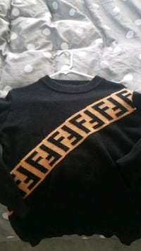 Unisex Fendi Sweater