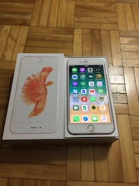 iphone 6S+pluse 32gb factory unlock  Dollard-des-Ormeaux, H8Y 3B8