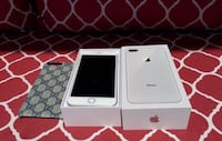 New phone 8 Plus 64gb factory unlocked in box with free Gucci case Las Vegas, 89101