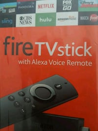 Amazon Fire TV stick box Montgomery Village, 20886