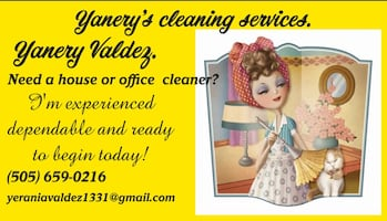 Need a house or office cleaner ?