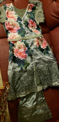 black and white floral dress Alexandria, 22311