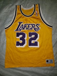 Lakers champion Magic Johnson sz 48 Alexandria, 22312