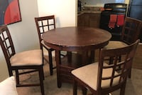 4pc Extendable Dining Table Nashville, 37217