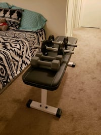 New like seat and exercise equipment Fairfax, 22030