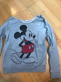 Mickey mouse genser