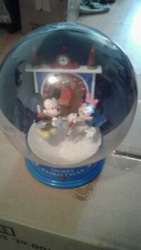 Mickey mouse globe