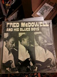 Fred McDowell And His Blues Boys ‎– Fred McDowell  Pianiga, 30030