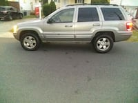 2002 Jeep Grand Cherokee Baltimore