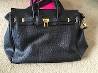 Just Fab Faux Leather Purses Silver Spring
