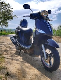 2014 Model Yamaha Delight 125 CC Scooter Kurtoğlu, 16360
