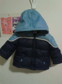 Toddlers winter coat